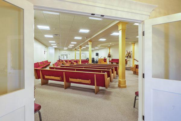 Iglesia Cristiana Del Dios Vivo